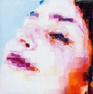 Sorriso (ritratto di Donatella)
