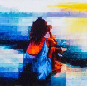 2021 - Tra Sogno E Realtà - Oil On Canvas - 40x40 - N.174