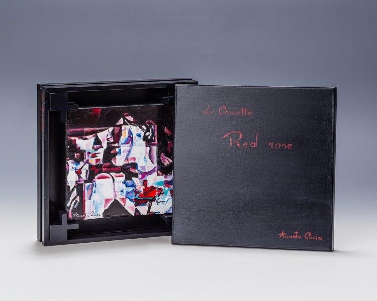 Le Cassette - Red rose 1